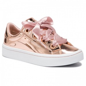 Skechers Sneakers Liquid Bling 958/RSGD Rose Gold [Outlet]