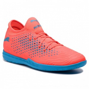 [BLACK FRIDAY] Puma Schuhe Future 19.4 It 105549 01 Red Blas/Bleu Azur