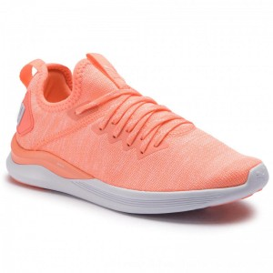 [BLACK FRIDAY] Puma Schuhe Ignite Flash EvoKnit Wn's 190511 15 Bright Peach/Puma White