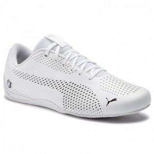 Puma Sneakers BMW MMS Drift Cat Ultra 5 II 306421 02 White/Puma White [Outlet]