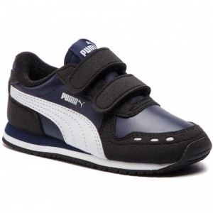 Puma Sneakers Cabana Racer Sl V Inf 351980 75 Peacoat/Puma Black [Outlet]