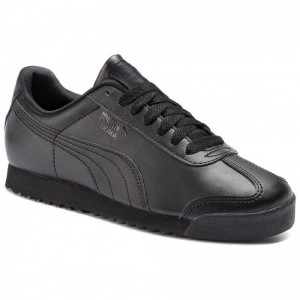 Puma Sneakers Roma Basic 353572 17 Black/Black [Outlet]