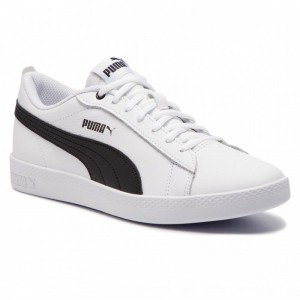 Puma Sneakers Smash Wns V2 L 365208 01 White/Puma Black [Outlet]
