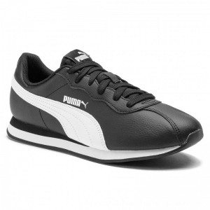 Puma Sneakers Turin II 366962 01 Black/Puma White [Outlet]