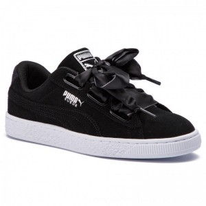 [BLACK FRIDAY] Puma Sneakers Suede Heart Galaxy 369232 03 Black/Puma Silver