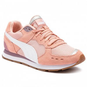 Puma Sneakers Vista 369365 05 Peach Bud/White/Elderberry [Outlet]