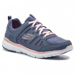 Skechers Schuhe Billow 13061/SLTP Slate/Pink [Outlet]
