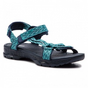 Skechers Sandalen Runyon 14644/NVY Navy [Outlet]