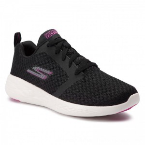 [BLACK FRIDAY] Skechers Schuhe Go Run 600 15098/BKPK Black/Pink