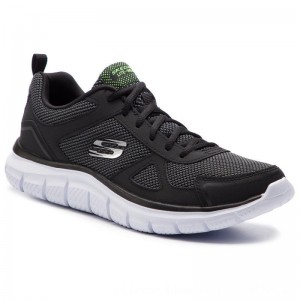 Skechers Schuhe Bucolo 52630/BKW Black/White [Outlet]