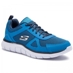 [BLACK FRIDAY] Skechers Schuhe Bucolo 52630/BLLM Blue/Lime