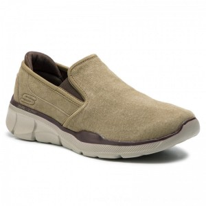 Skechers Halbschuhe Substic 52938/BRN Brown [Outlet]