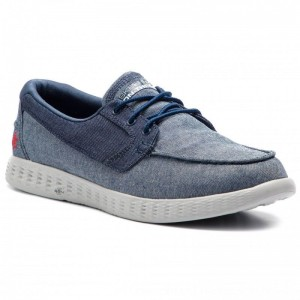 Skechers Halbschuhe Coastline 53800/DEN Denim [Outlet]