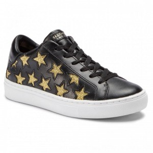 [BLACK FRIDAY] Skechers Sneakers Star Side 73535/BKGD Black/Gold