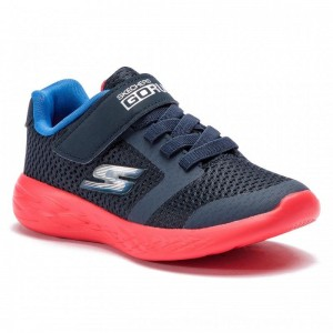 Skechers Schuhe Roxlo 97860L/NVRD Navy/Red [Outlet]