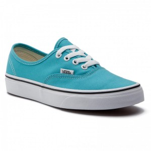 Vans Turnschuhe Authentic VN0A38EM0P51 Scuba Blue/True White [Outlet]