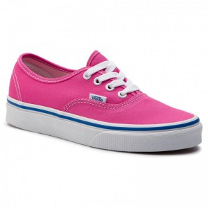 Vans Turnschuhe Authentic VN0A38EMVJN1 (Canvas) Carmine Rose/Tru [Outlet]
