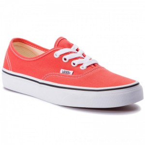 Vans Turnschuhe Authenic VN0A38EMVKR1 Emberglow/True White