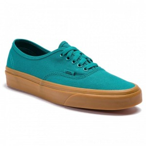 Vans Turnschuhe Authentic VN0A38EMVKU1 Quetzal Green/Gum [Outlet]