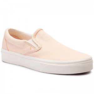 Vans Turnschuhe Classic Slip-On VN0A38F7VLQ1 Vanilla C [Outlet]