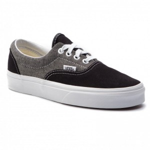 Vans Turnschuhe Era VN0A38FRVJ61 (Chambray) Canvas Black/T