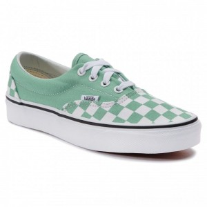 Vans Turnschuhe Era VN0A38FRVOV1 (Checkerboard) Neptune Gr [Outlet]