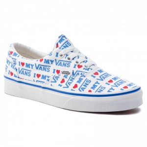 Vans Turnschuhe Era VN0A38FRVP51 (I Heart Vans) True White [Outlet]