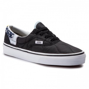 Vans Turnschuhe Era VN0A38FRVP61 (Mixed Quilting) Black/Tr