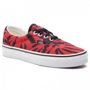 Vans Turnschuhe Era VN0A38FRVPB1 (Tie Dye) Tango Red/True [Outlet]
