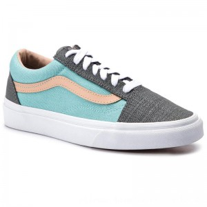 Vans Turnschuhe Old Skool VN0A38G1VMM1 (Textured Suede) Pewter/A