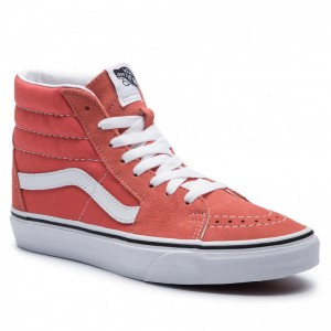 Vans Sneakers Sk8-Hi VN0A38GEVKR1 Emberglow/True White [Outlet]