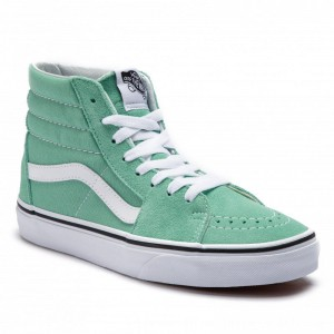Vans Sneakers Sk8-Hi VN0A38GEVMX1 Neptune Green/True White [Outlet]