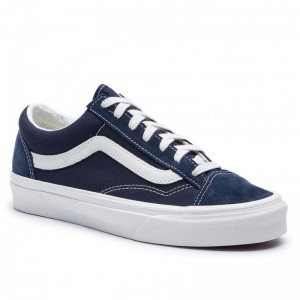 Vans Turnschuhe Style 36 VN0A3DZ3VTE1 Dress Blues/Blanc De Blan [Outlet]