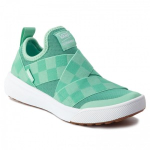 Vans Sneakers Ultrarange Gore VN0A3MVRVU51 (Mega Check) Neptune Gree [Outlet]