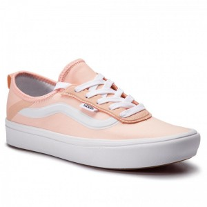 Vans Turnschuhe Comfycush Zushi VN0A3WM6VNB1 (Checker) Spanish Villa/W [Outlet]