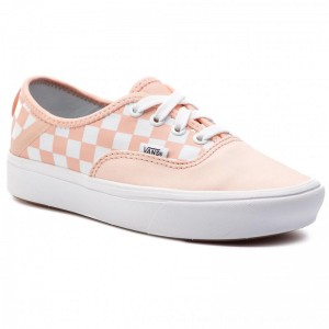 Vans Turnschuhe Comfycush Authe VN0A3WM8VNB1 (Checker) Spanish Villa/W [Outlet]