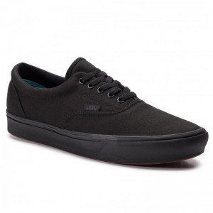 Vans Turnschuhe Comfycush Era VN0A3WM9VND1 (Classic) Black/Black [Outlet]