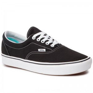 Vans Turnschuhe Comfycush Era VN0A3WM9VNE1 (Classic) Black/True Whit