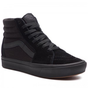 Vans Sneakers Comfycush Sk8-Hi VN0A3WMBVND1 (Classic) Black/Black [Outlet]