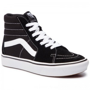Vans Sneakers Comfycush Sk8-Hi VN0A3WMBVNE1 (Classic) Black/True Whit [Outlet]