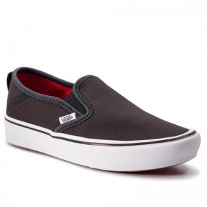 Vans Turnschuhe Comfycush Slip VN0A3WME6BT1 Black/True White