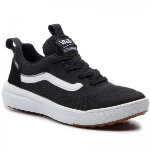 Vans Sneakers Ultrarange Rapidw VN0A3WML6BT1 Black/True White
