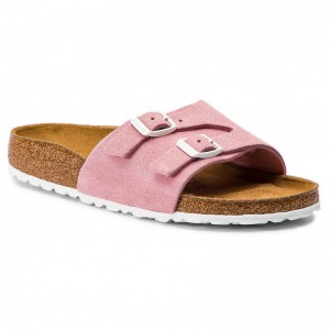 [BLACK FRIDAY] Birkenstock Pantoletten Vaduz 1012742 Rose