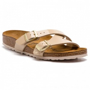 Birkenstock Pantoletten Yao Balance 1013549 Sand [Outlet]