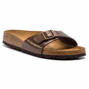 [BLACK FRIDAY] Birkenstock Pantoletten Madrid Bf 0239513 Graceful Toffee