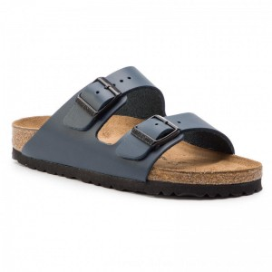 [BLACK FRIDAY] Birkenstock Pantoletten Arizona Bs 0051153 Blue