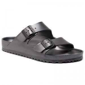 Birkenstock Pantoletten Arizona 1001497 Anthracite [Outlet]