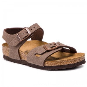 [BLACK FRIDAY] Birkenstock Sandalen Rio Kids 1012506 Mocha