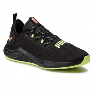 Puma Schuhe Hybrid Nx Daylight 192365 02 Black/Fizzy Yellow/Orange Pop [Outlet]