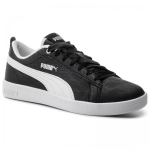 [BLACK FRIDAY] Puma Sneakers Smash Wns V2 Summer Pac 369130 01 Black/Puma White